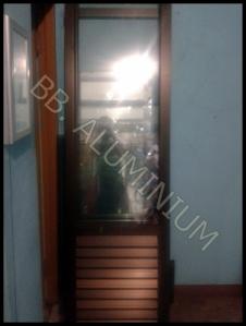Pintu Swing Aluminium V002