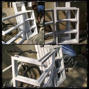 Kusen Aluminium, Jendela Aluminium